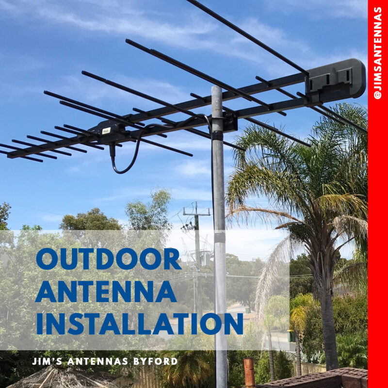 Black Arrow Antenna Replacement Forrestfield