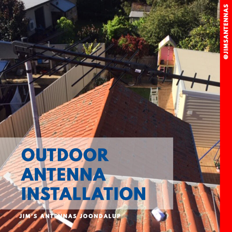 Woodlands Antenna Installation