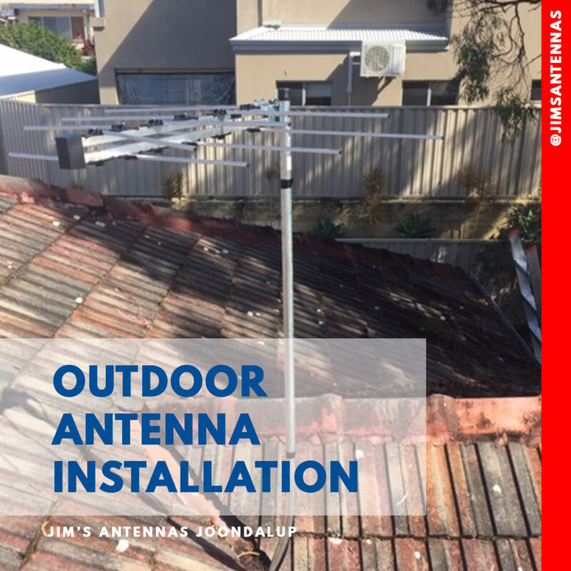 New for Old Antenna Replacement Doubleview