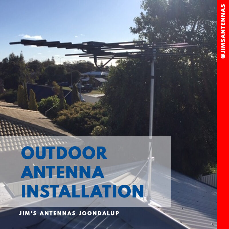 Antenna Replacement Heathridge