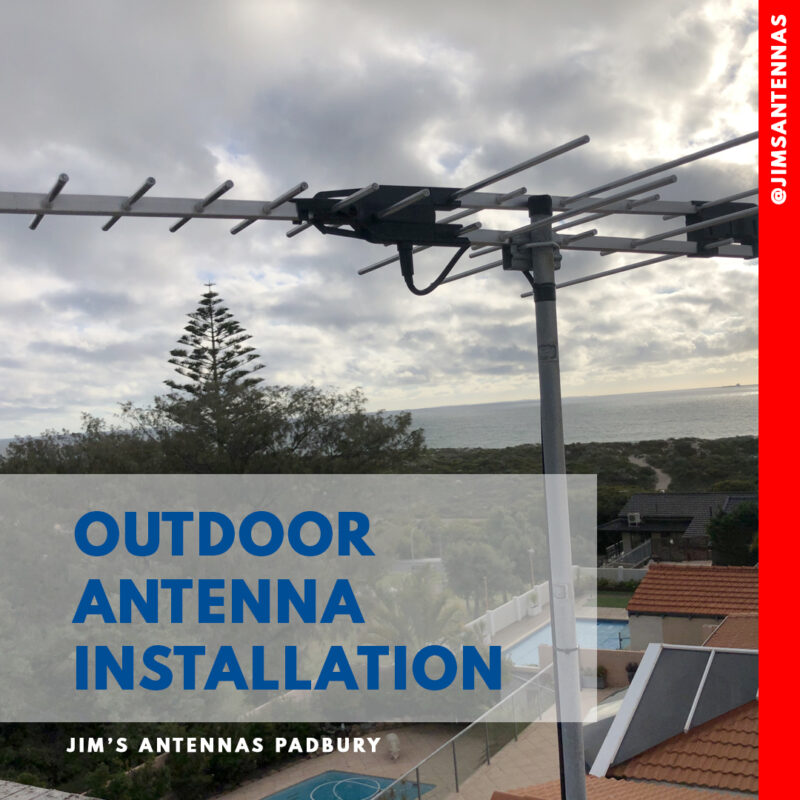 Antenna Install City Beach