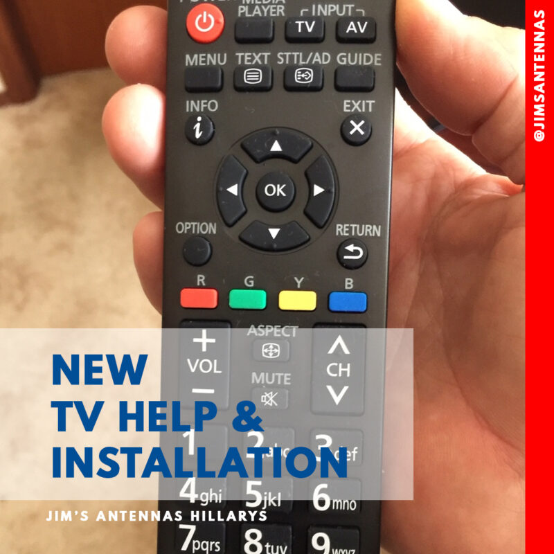 New TV Help & Installation in Balcutta.