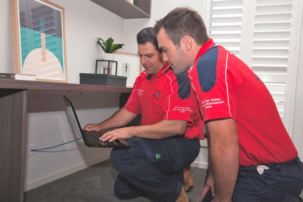 Phone Point and NBN Modem Relocation