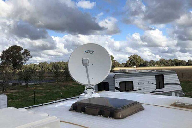 Caravan Antenna & Satellite Systems